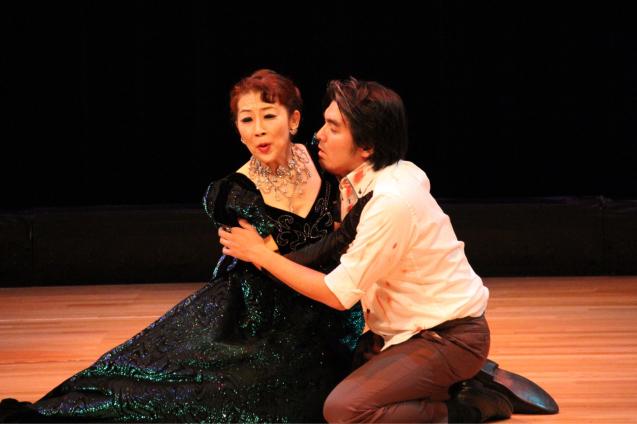 オペラ「トスカ」リリカ公演 写真 ②_f0144003_21195893.jpg