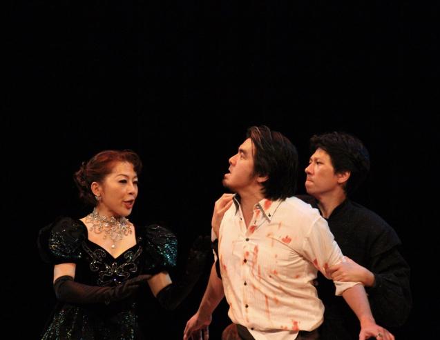 オペラ「トスカ」リリカ公演 写真 ②_f0144003_21195991.jpg