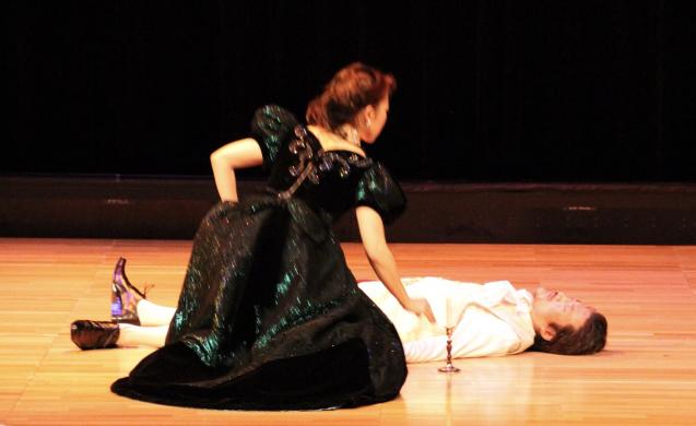 オペラ「トスカ」リリカ公演 写真 ②_f0144003_21231432.jpg