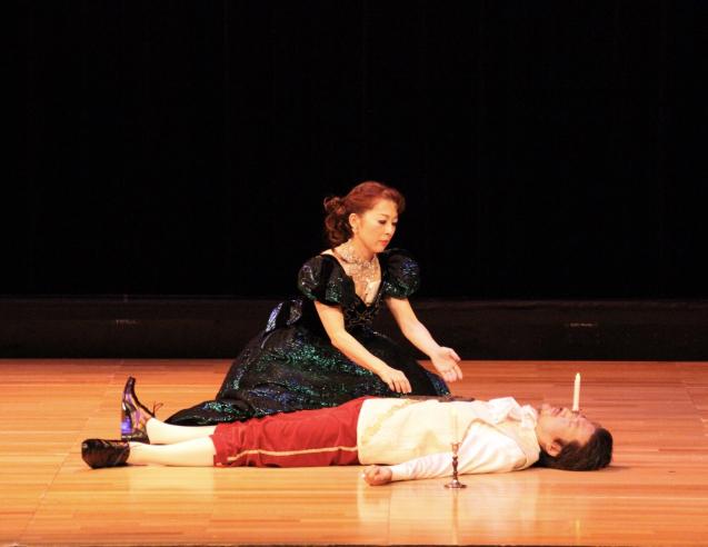 オペラ「トスカ」リリカ公演 写真 ②_f0144003_21231594.jpg