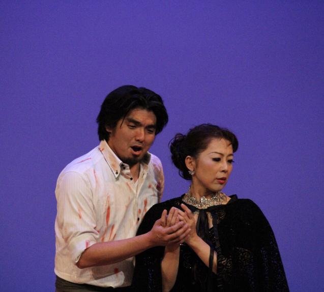オペラ「トスカ」リリカ公演 写真 ③_f0144003_21241061.jpg