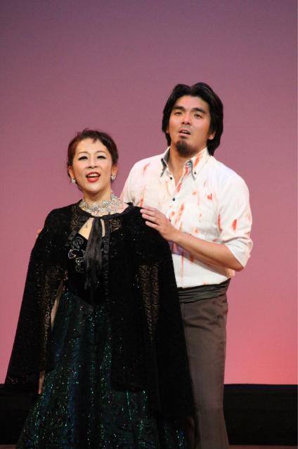 オペラ「トスカ」リリカ公演 写真 ③_f0144003_21241130.jpg