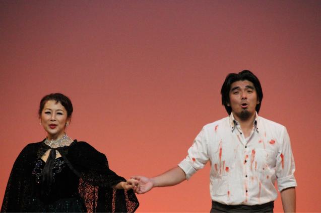 オペラ「トスカ」リリカ公演 写真 ③_f0144003_21251329.jpg
