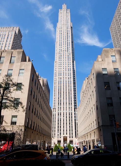 本日8月23日(金)が最終日、ロックフェラー・センターでのグリーン・マーケット(Greenmarket at Rockefeller Center)_b0007805_12255832.jpg