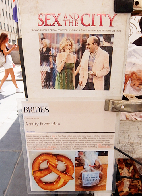 本日8月23日(金)が最終日、ロックフェラー・センターでのグリーン・マーケット(Greenmarket at Rockefeller Center)_b0007805_12321138.jpg