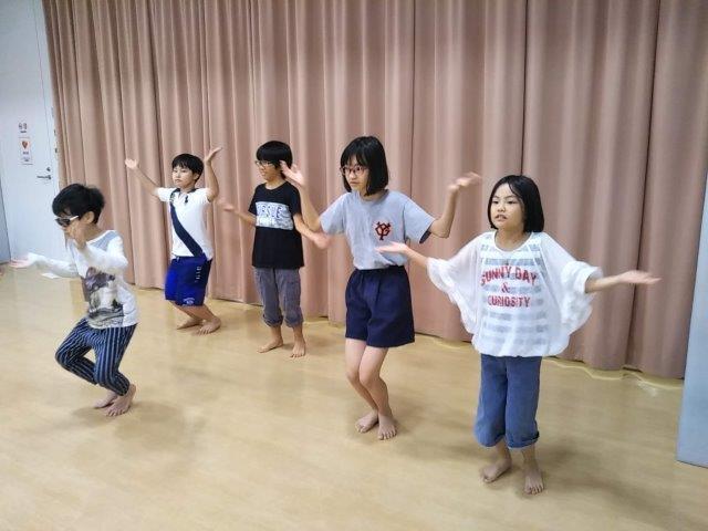 8月21日 Dance_c0315908_16201588.jpg