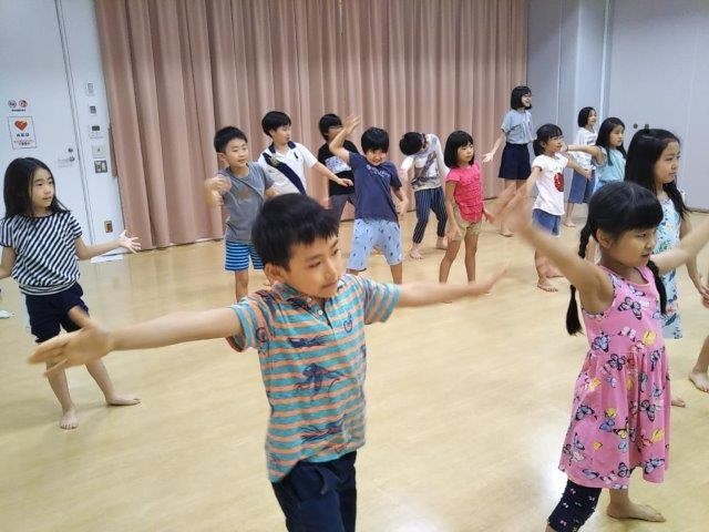 8月21日 Dance_c0315908_16210362.jpg
