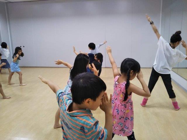 8月21日 Dance_c0315908_16221611.jpg