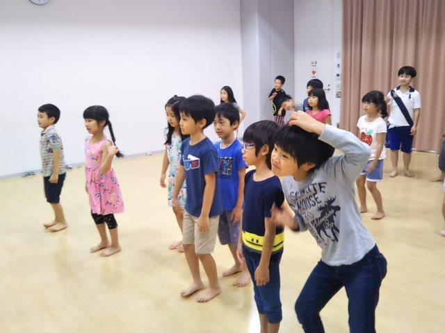 8月21日 Dance_c0315908_16344819.jpg
