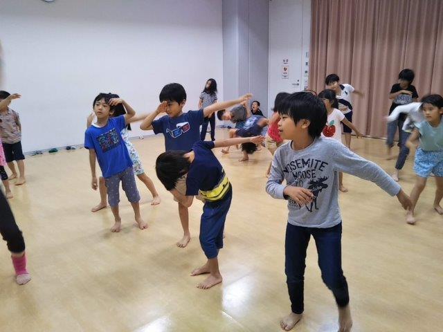 8月21日 Dance_c0315908_16365240.jpg