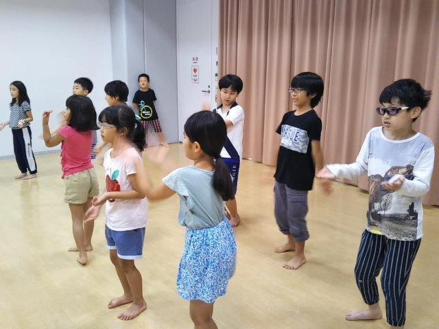 8月21日 Dance_c0315908_16382122.jpg