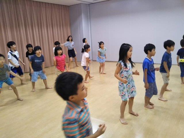 8月21日 Dance_c0315908_16390771.jpg