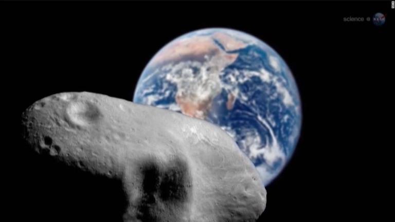 隕石「死の神」の地球衝突と銀河系の異常現象「スーパーウェーブ」:地球は20年後が熱い!?_a0348309_11202071.jpg
