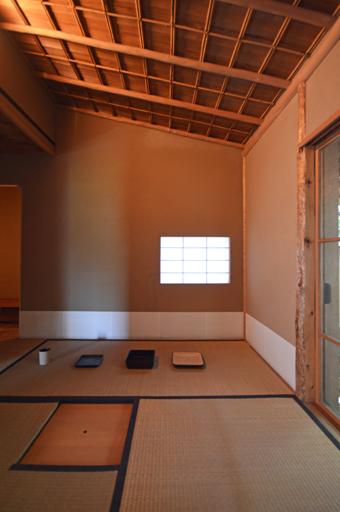 吉村順三の鎌倉山の茶室_c0195909_17211245.jpg