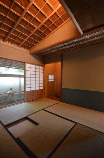 吉村順三の鎌倉山の茶室_c0195909_17212159.jpg