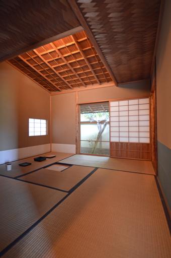 吉村順三の鎌倉山の茶室_c0195909_17212677.jpg