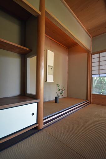 吉村順三の鎌倉山の茶室_c0195909_17222017.jpg