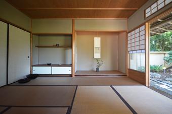 吉村順三の鎌倉山の茶室_c0195909_17222517.jpg