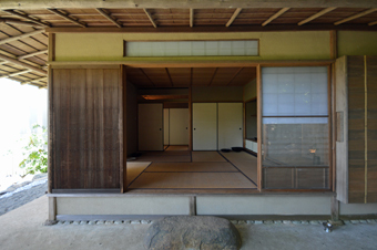 吉村順三の鎌倉山の茶室_c0195909_17230018.jpg