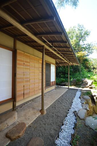 吉村順三の鎌倉山の茶室_c0195909_17231118.jpg
