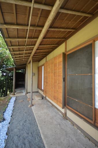 吉村順三の鎌倉山の茶室_c0195909_17231623.jpg
