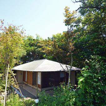 吉村順三の鎌倉山の茶室_c0195909_17233849.jpg