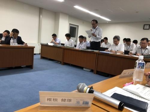 『 福島県議会 政調会 』_f0259324_19271648.jpg
