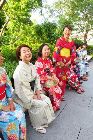 衣服は人生の設計図。靖国神社~銀座~横浜、歩コムの2日間。_d0046025_00254365.jpg