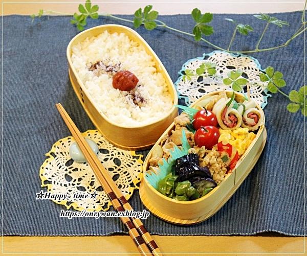 肉野菜炒め弁当と旅日記➂♪_f0348032_16515488.jpg