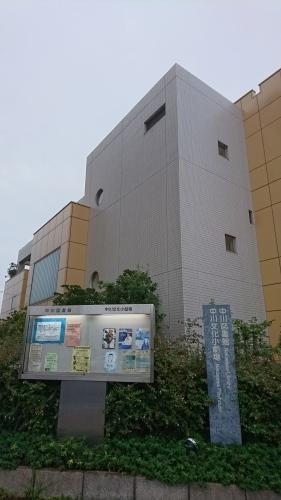 中川図書館へ♪_f0373339_17451017.jpg