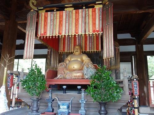 萬福寺で蝉の声を聴きながら普茶料理をいただきました_c0030645_14491285.jpg