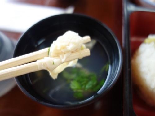 萬福寺で蝉の声を聴きながら普茶料理をいただきました_c0030645_14493397.jpg