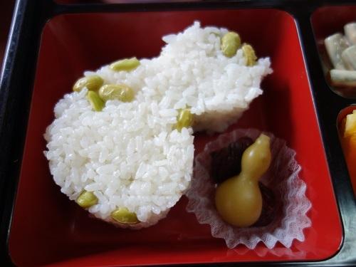 萬福寺で蝉の声を聴きながら普茶料理をいただきました_c0030645_14493663.jpg