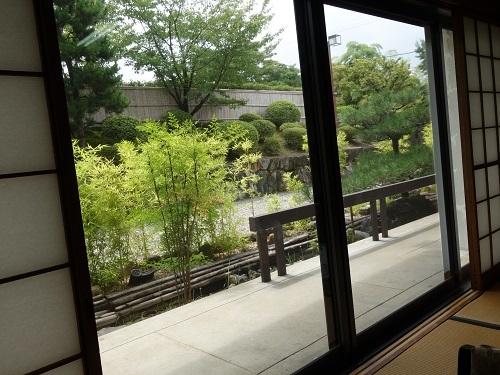 萬福寺で蝉の声を聴きながら普茶料理をいただきました_c0030645_14592896.jpg
