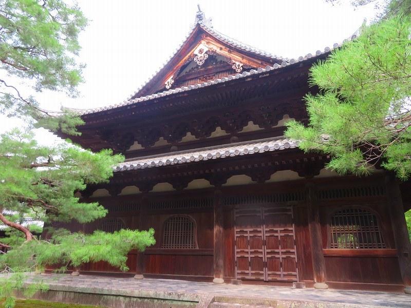 京都大徳寺の紹介20190822_e0237645_22395311.jpg