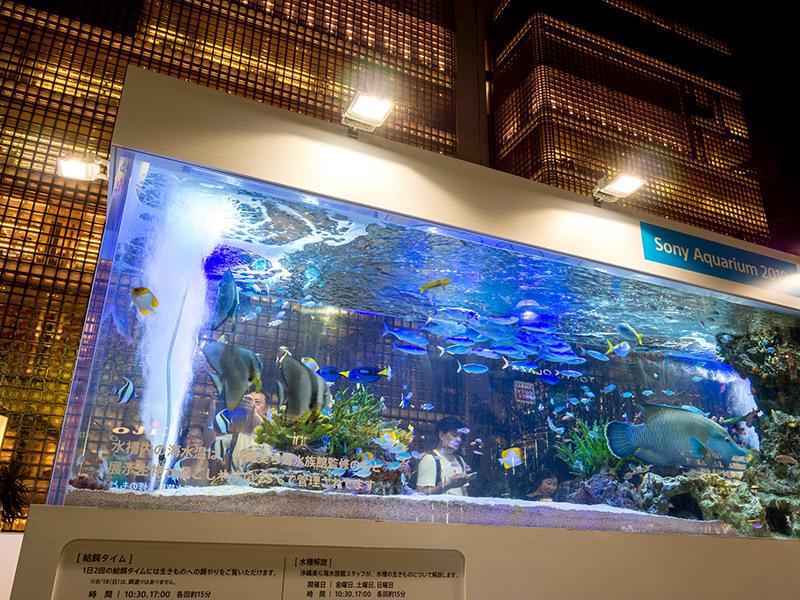 Hello from Tokyo 106 お盆の有楽町_a0003650_01021351.jpg