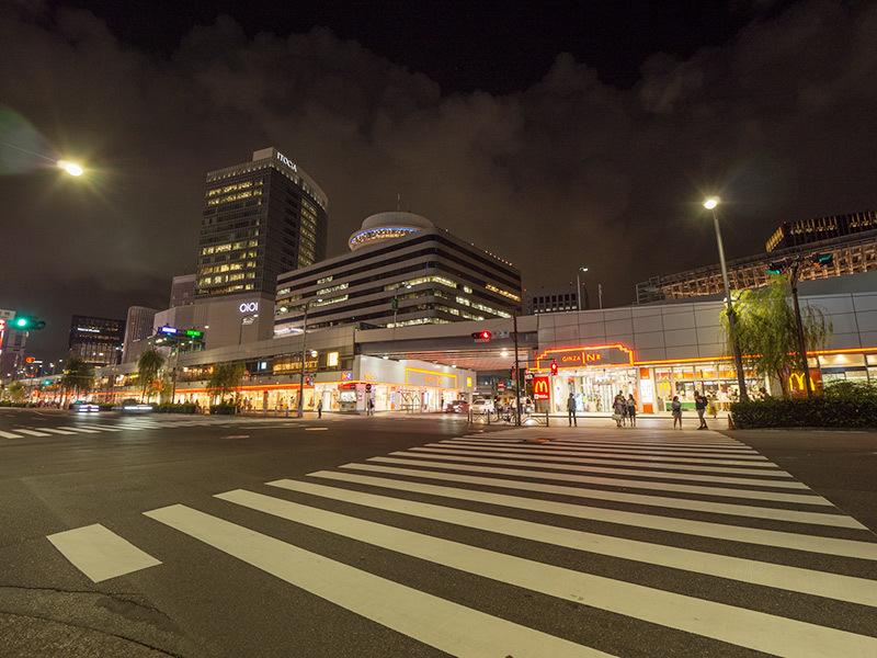 Hello from Tokyo 106 お盆の有楽町_a0003650_01025514.jpg