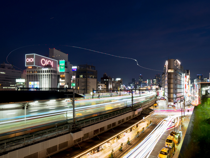 Hello from Tokyo 109 上野、万世橋_a0003650_01135402.jpg