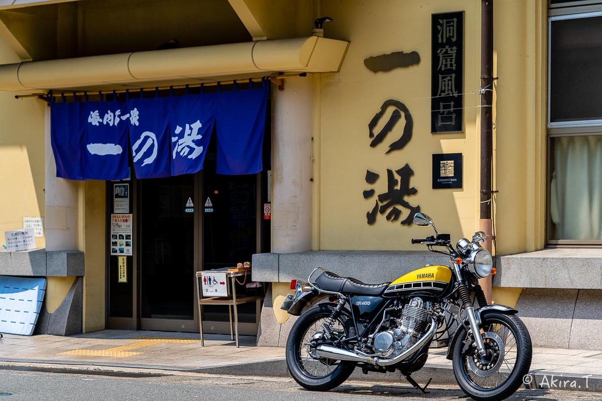 2019 夏のソロツーリング -2- 「城崎温泉」_f0152550_18421360.jpg