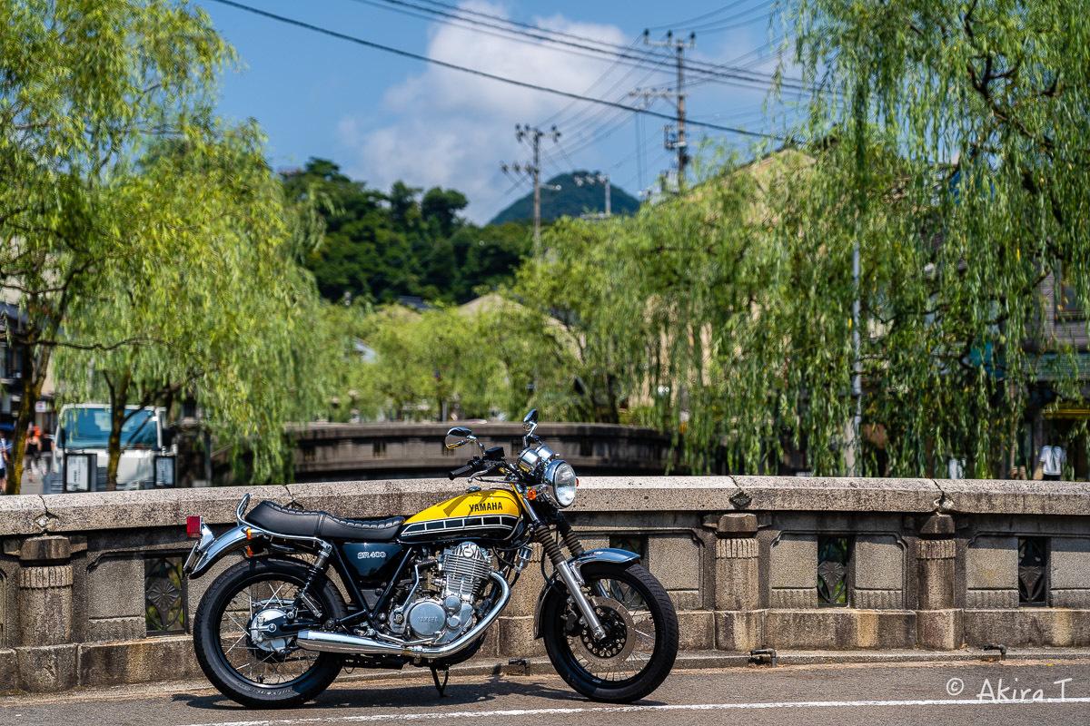 2019 夏のソロツーリング -2- 「城崎温泉」_f0152550_18422079.jpg