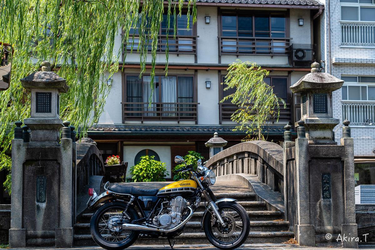2019 夏のソロツーリング -2- 「城崎温泉」_f0152550_18424598.jpg