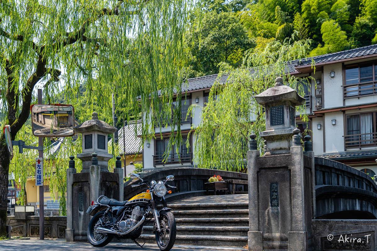 2019 夏のソロツーリング -2- 「城崎温泉」_f0152550_18425422.jpg
