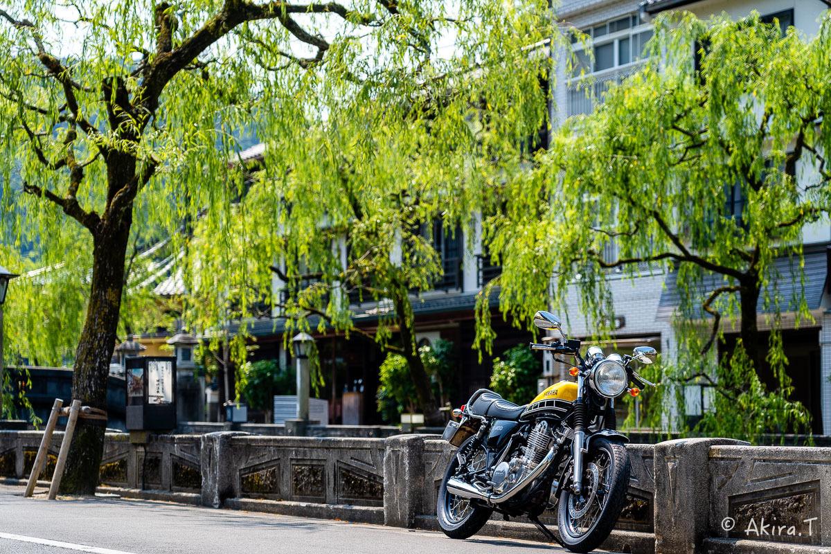 2019 夏のソロツーリング -2- 「城崎温泉」_f0152550_18430353.jpg