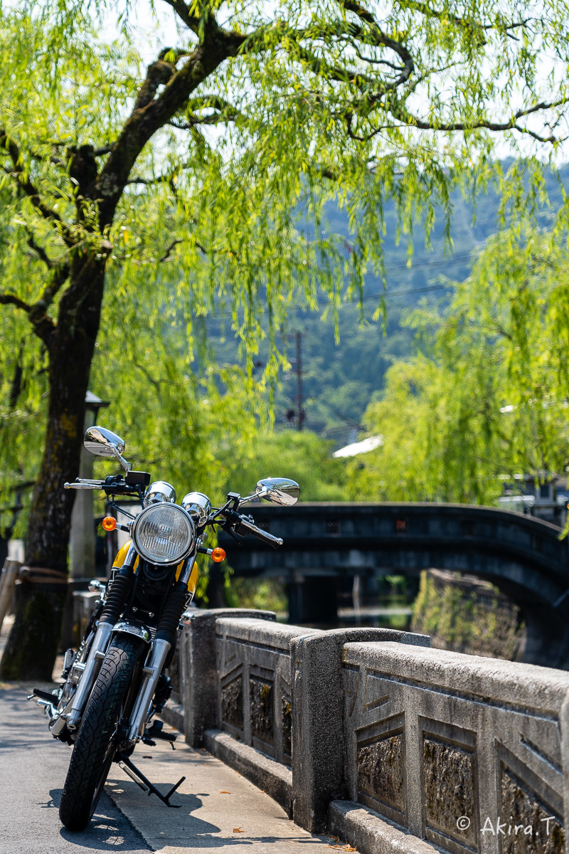 2019 夏のソロツーリング -2- 「城崎温泉」_f0152550_18431031.jpg