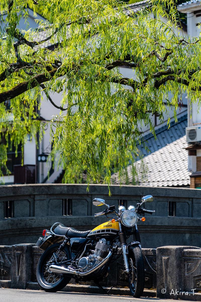 2019 夏のソロツーリング -2- 「城崎温泉」_f0152550_18432565.jpg