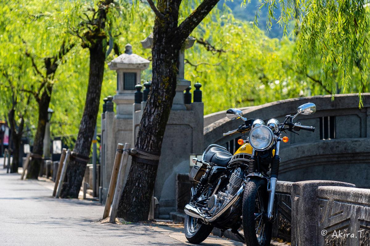 2019 夏のソロツーリング -2- 「城崎温泉」_f0152550_18444901.jpg