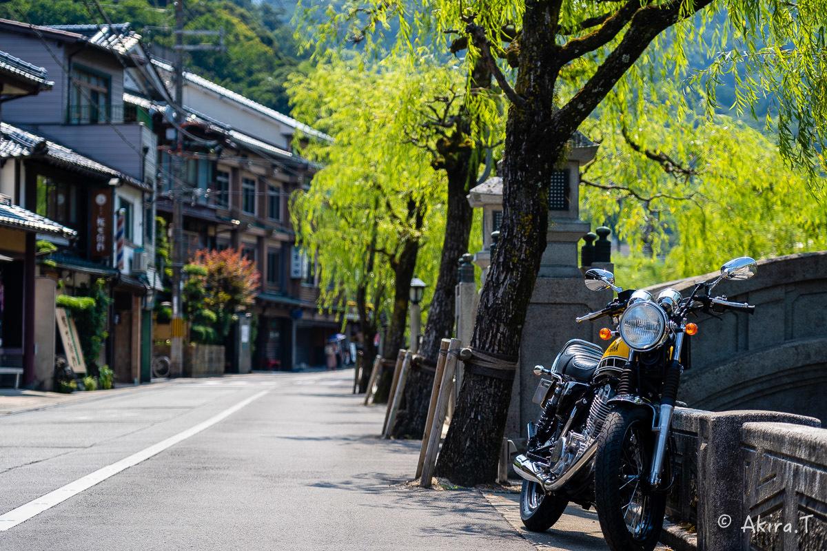 2019 夏のソロツーリング -2- 「城崎温泉」_f0152550_18445667.jpg