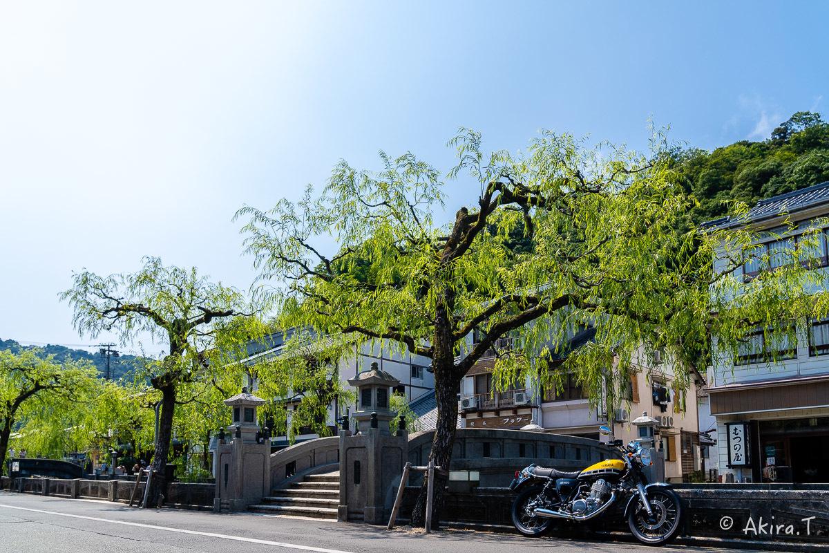 2019 夏のソロツーリング -2- 「城崎温泉」_f0152550_18450382.jpg