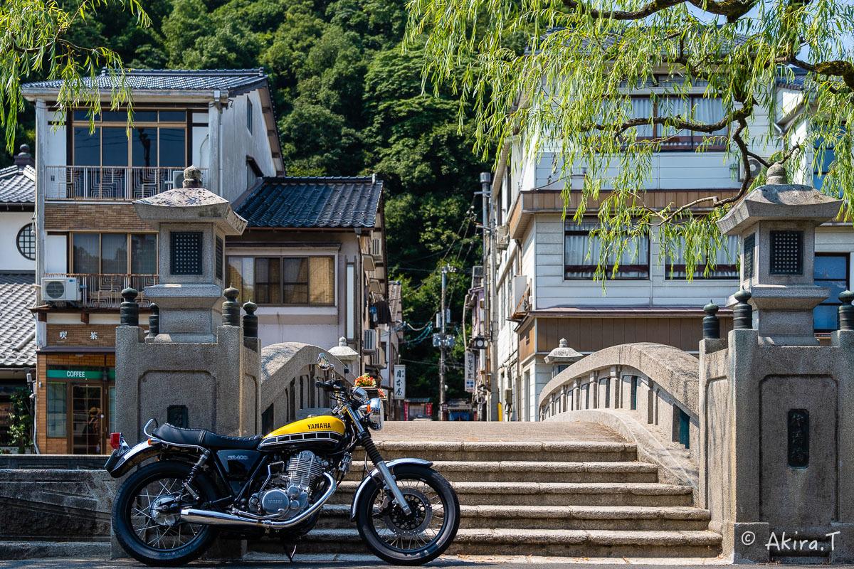 2019 夏のソロツーリング -2- 「城崎温泉」_f0152550_18451926.jpg