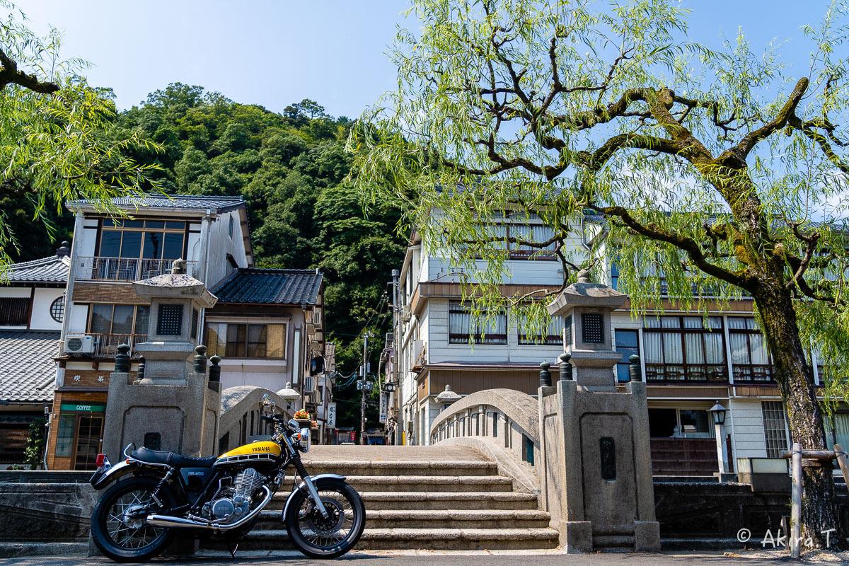 2019 夏のソロツーリング -2- 「城崎温泉」_f0152550_18452839.jpg